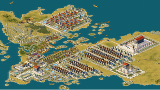 La grande île